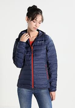 Columbia Lake 22 Down Hooded Jacket (Donna)