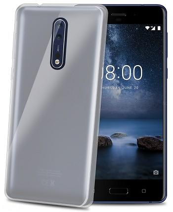 Celly TPU Case for Nokia 8
