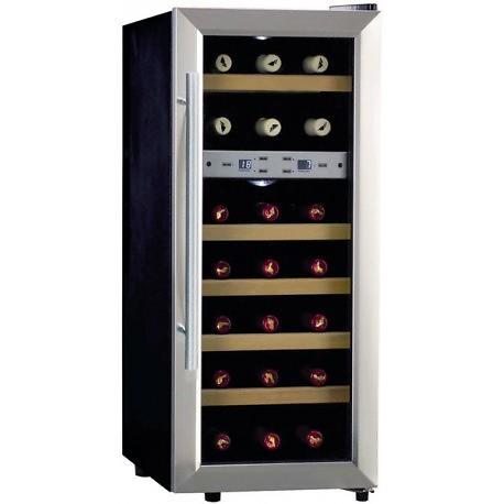 les meilleures offres de caso wineduett 21 inox cave vin comparez les prix sur led nicheur. Black Bedroom Furniture Sets. Home Design Ideas