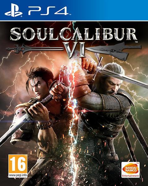 Bild på SoulCalibur VI (PS4) från Prisjakt.nu
