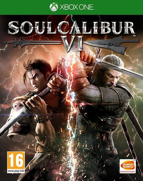 Bild på SoulCalibur VI (Xbox One) från Prisjakt.nu
