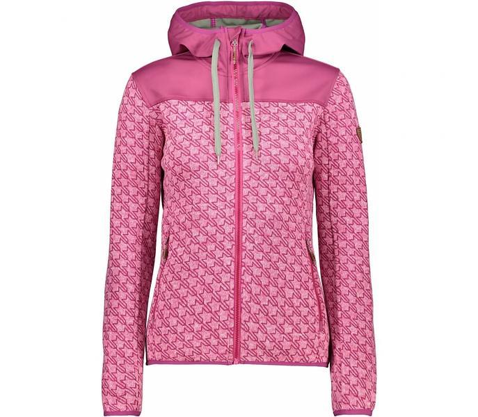 CMP Alps Fix Hood Jacket (Donna)