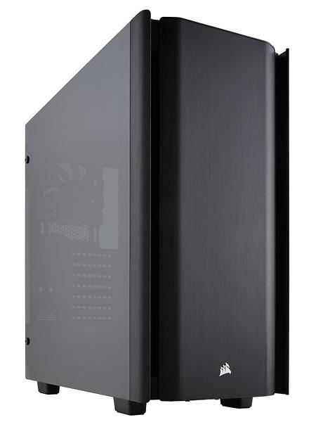 Corsair Obsidian 500D (Nero/Trasparente)