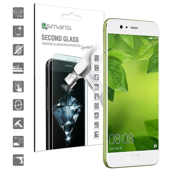 4smarts Second Glass for Huawei P10