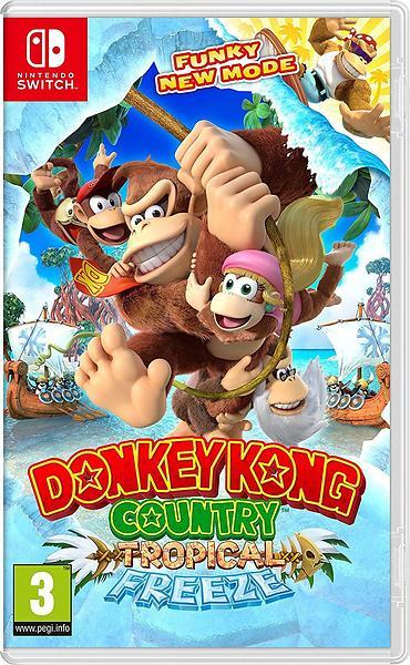 Bild på Donkey Kong Country: Tropical Freeze från Prisjakt.nu