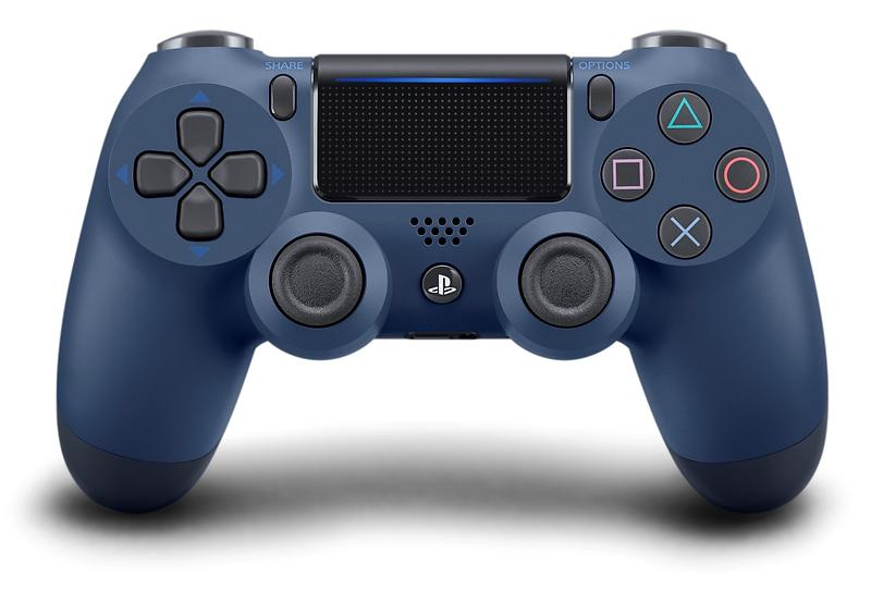 Sony DualShock 4 V2 - Midnight Blue (PS4) (Original)