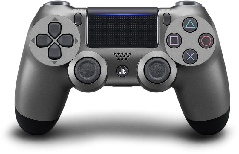 Sony DualShock 4 V2 - Steel Black (PS4) (Original)