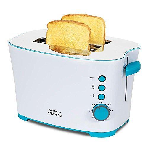 Cecotec Toast&Taste 2S