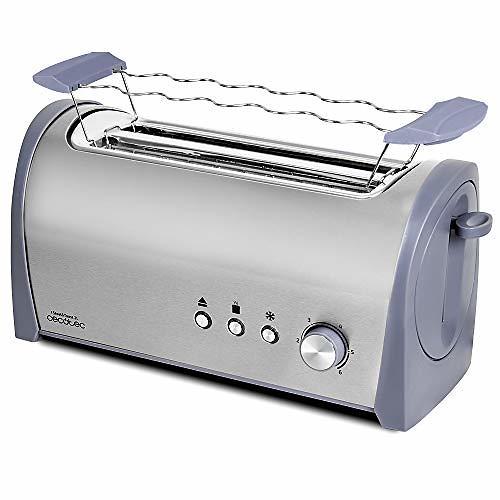 Cecotec Cecomix Steel&Toast 1400W 2L