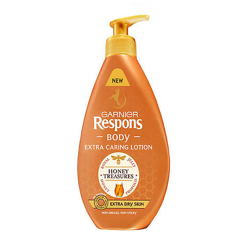 respons body lotion