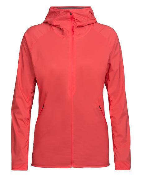 Icebreaker Coriolis Hooded Jacket (Donna)