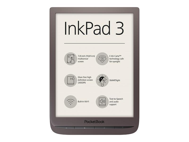 Bild på PocketBook InkPad 3 från Prisjakt.nu