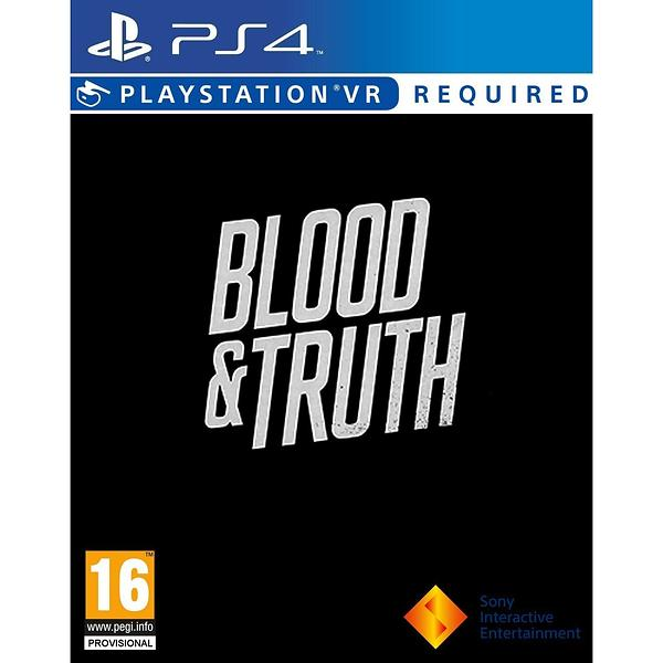 Bild på Blood & Truth (VR) (PS4) från Prisjakt.nu