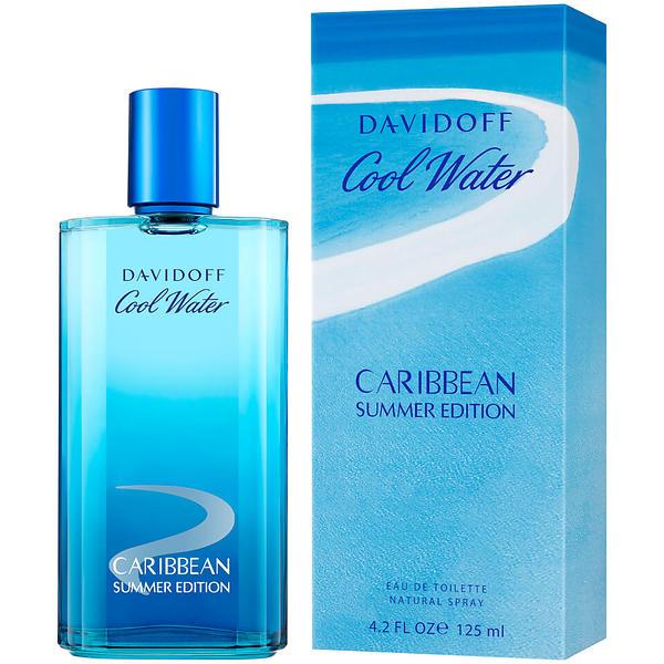 Davidoff Cool Water Caribbean Summer Edition edt 125ml