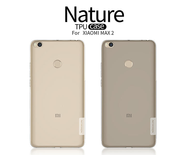 Nillkin Nature TPU Case for Xiaomi Mi Max 2