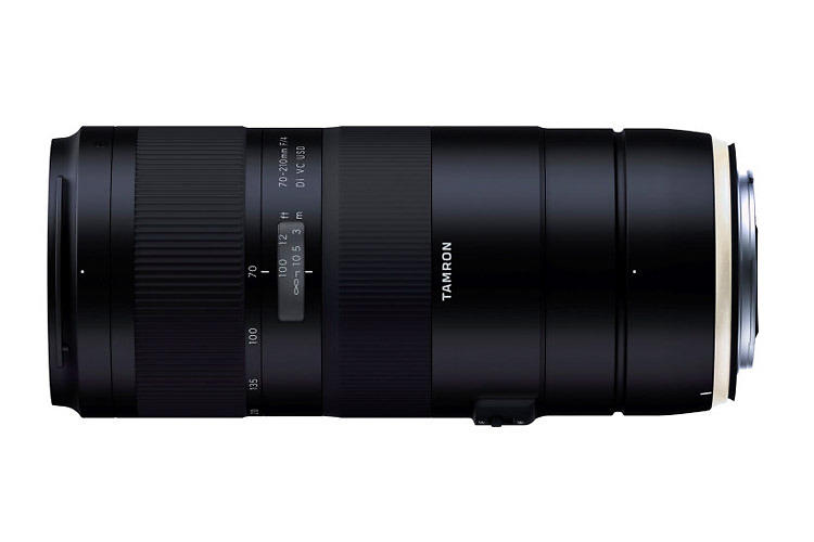 Tamron 70-210/4,0 Di VC USD for Canon