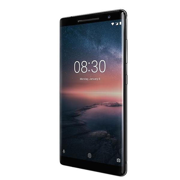 Bild på Nokia 8 Sirocco från Prisjakt.nu