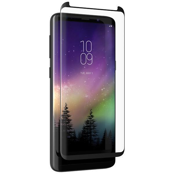 Zagg InvisibleSHIELD Glass Curve Elite for Samsung Galaxy S9 Plus