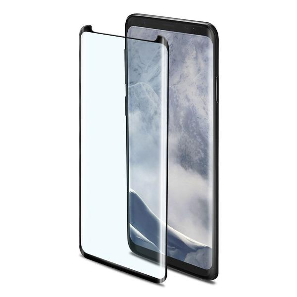 Celly 3D Glass for Samsung Galaxy S9