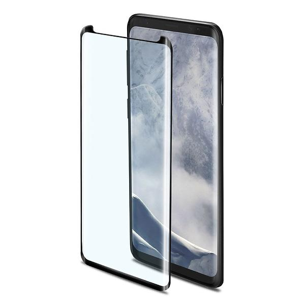 Celly 3D Glass for Samsung Galaxy S9 Plus