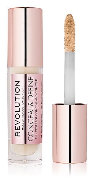 Makeup Revolution Conceal \u0026 Define Full Coverage Concealer