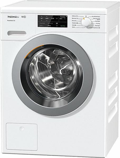 miele wce320 pwash 2 0 blanc au meilleur prix comparez les offres de machine laver sur. Black Bedroom Furniture Sets. Home Design Ideas