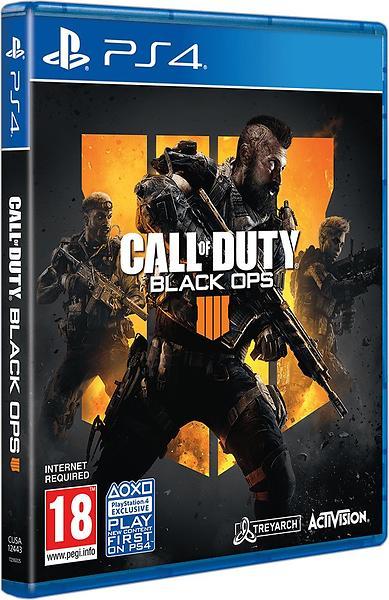 Bild på Call of Duty: Black Ops 4 från Prisjakt.nu