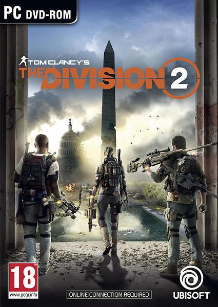Bild på Tom Clancy's The Division 2 (PC) från Prisjakt.nu