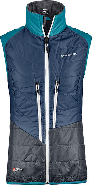 Ortovox Swisswool Piz Grisch Vest (Donna)