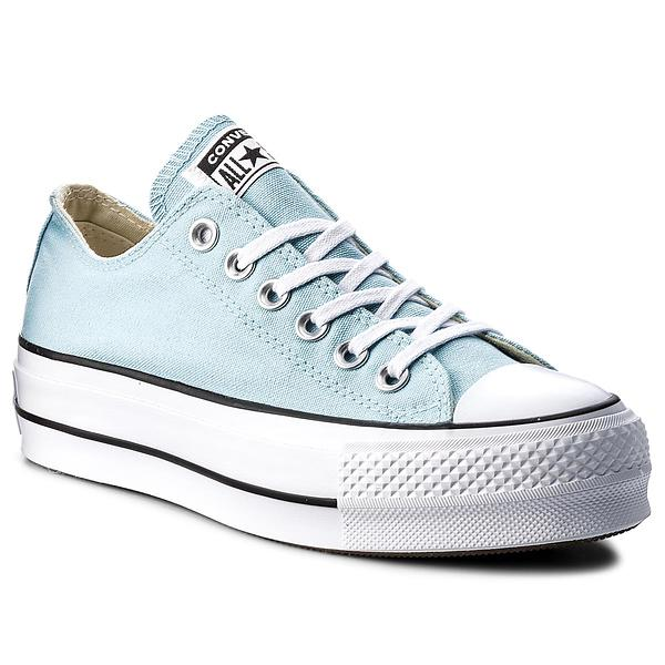 Converse Chuck Taylor All Star Lift Canvas Low (Unisex)