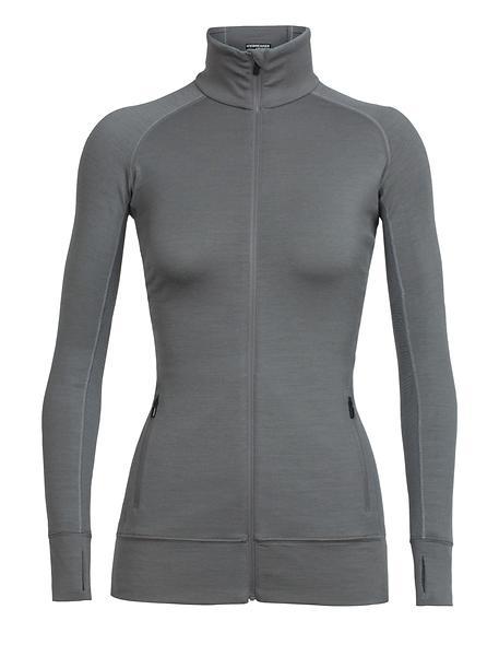 Icebreaker Fluid Zone LS Jacket (Donna)