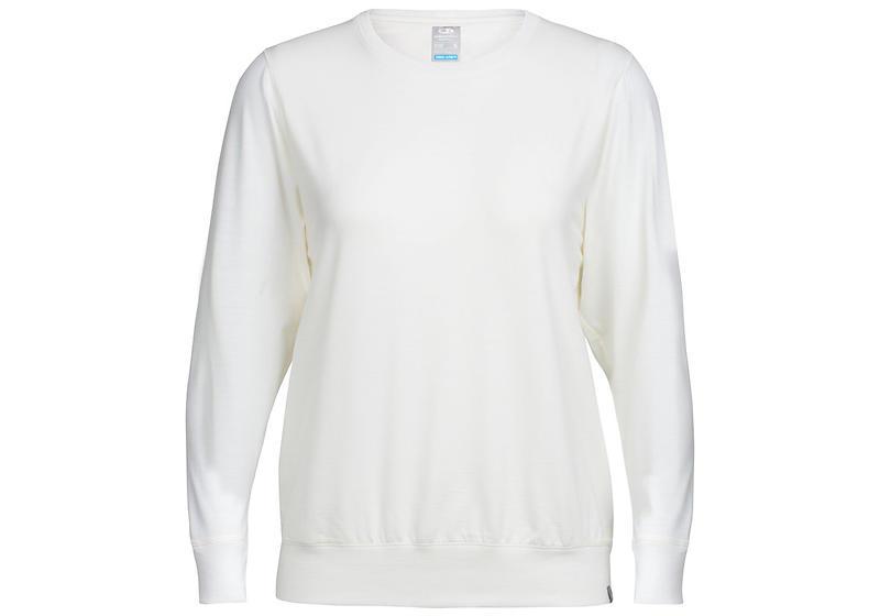 Icebreaker Mira Crewe LS Shirt (Donna)