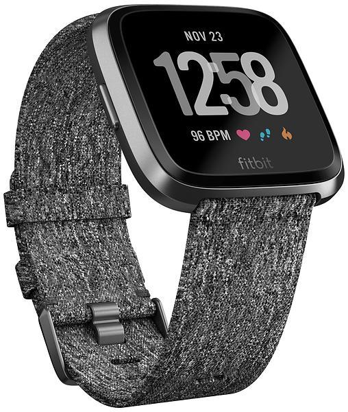 huge discount 11fd5 252d8 Best pris på Fitbit Versa Special Edition Smartklokke - Sammenlign priser  hos Prisjakt
