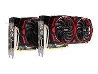 MSI Radeon RX 570 Armor MK2 OC 2xHDMI 2xDP 8GB