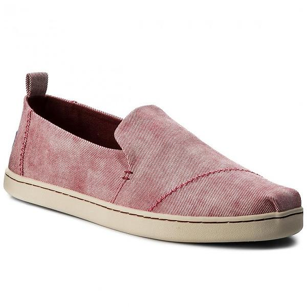 Toms Deconstructed Alpargatas Canvas Slip-On (Donna)