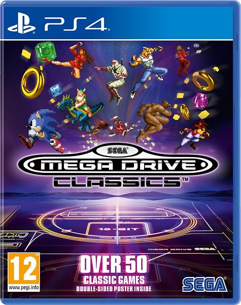Bild på Sega Mega Drive Classics från Prisjakt.nu