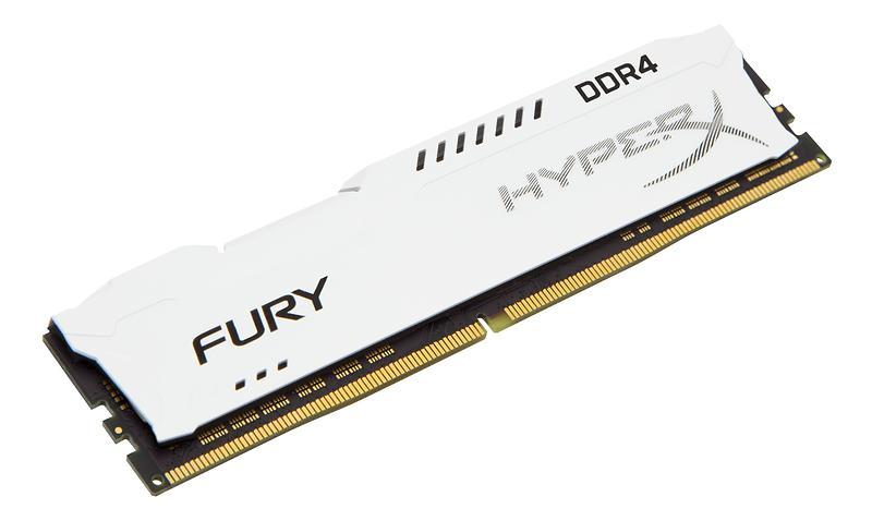 Kingston HyperX Fury White DDR4 3200MHz 2x8GB (HX432C18FW2K2/16)