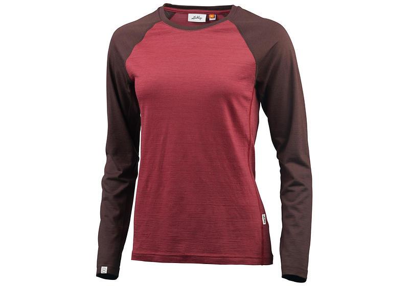 Lundhags Merino Light Raglan LS Shirt (Donna)