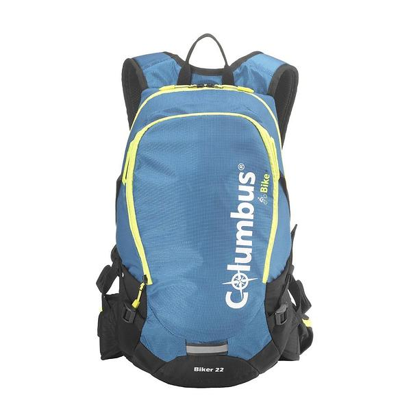 Columbus Biker Hydration Back Pack 22L