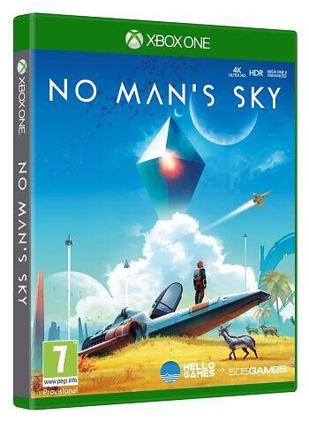Bild på No Man's Sky (Xbox One) från Prisjakt.nu