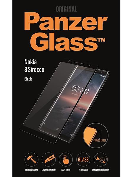 PanzerGlass Screen Protector for Nokia 8 Sirocco