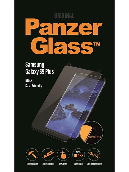 PanzerGlass Case Friendly Screen Protector for Samsung Galaxy S9 Plus