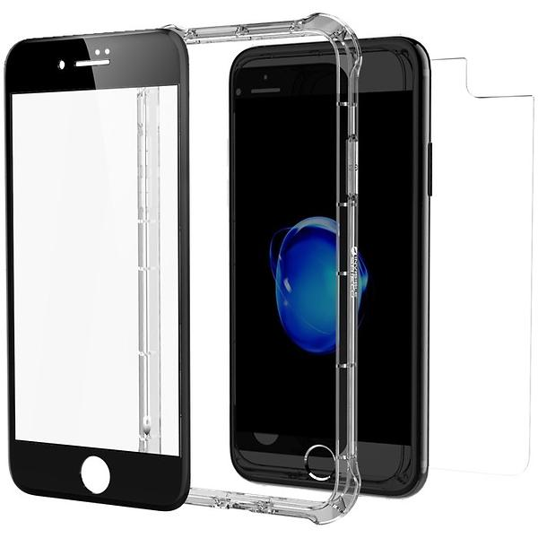 Zagg InvisibleSHIELD Glass+ Contour 360 for iPhone 7/8