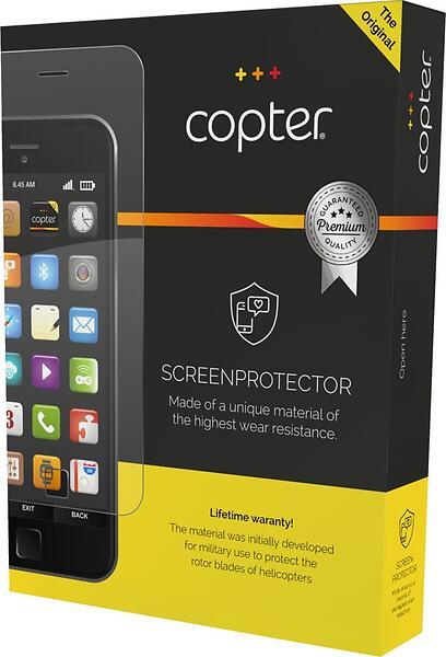Copter Screenprotector for Motorola Moto G6 Play