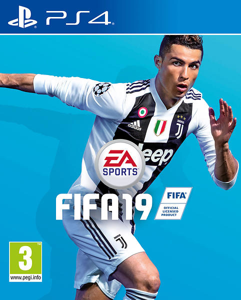 Bild på FIFA 19 (PS4) från Prisjakt.nu