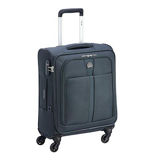 Delsey Maloti 4 ruote sottile valigia trolley bagaglio a mano 55cm