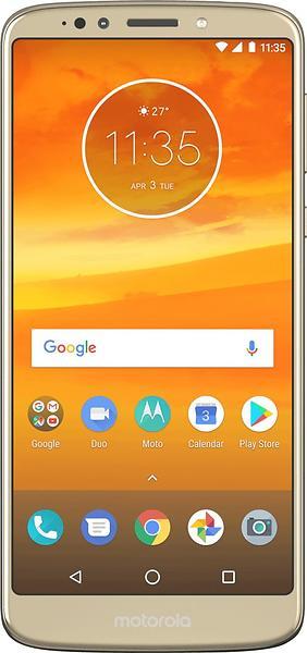 Bild på Motorola Moto E5 Plus Dual 32GB från Prisjakt.nu