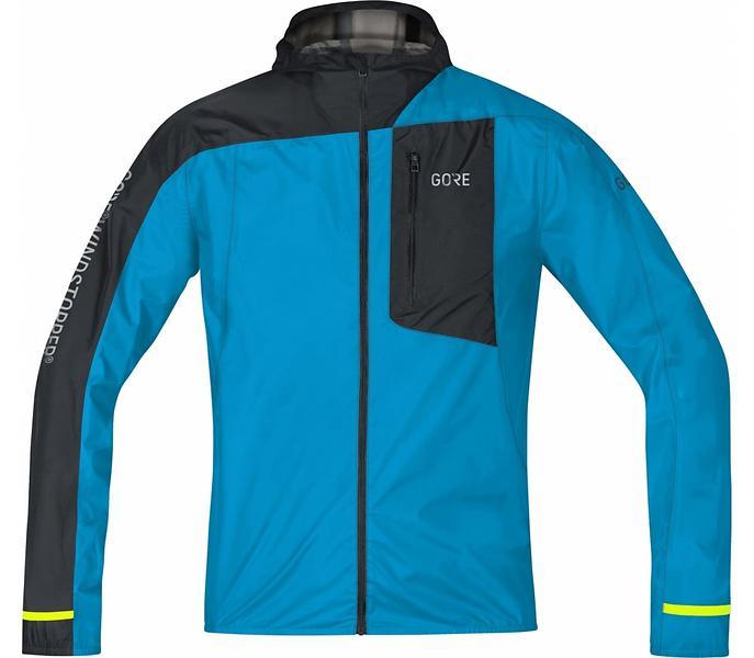 Gore Wear R7 Windstopper Light Hooded Jacket (Uomo)