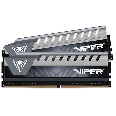 Patriot Viper Elite Gray DDR4 2666MHz 2x4GB (PVE48G266C6KGY)