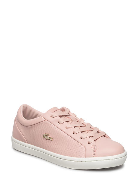 Lacoste Straightset Perf Leather (Donna)